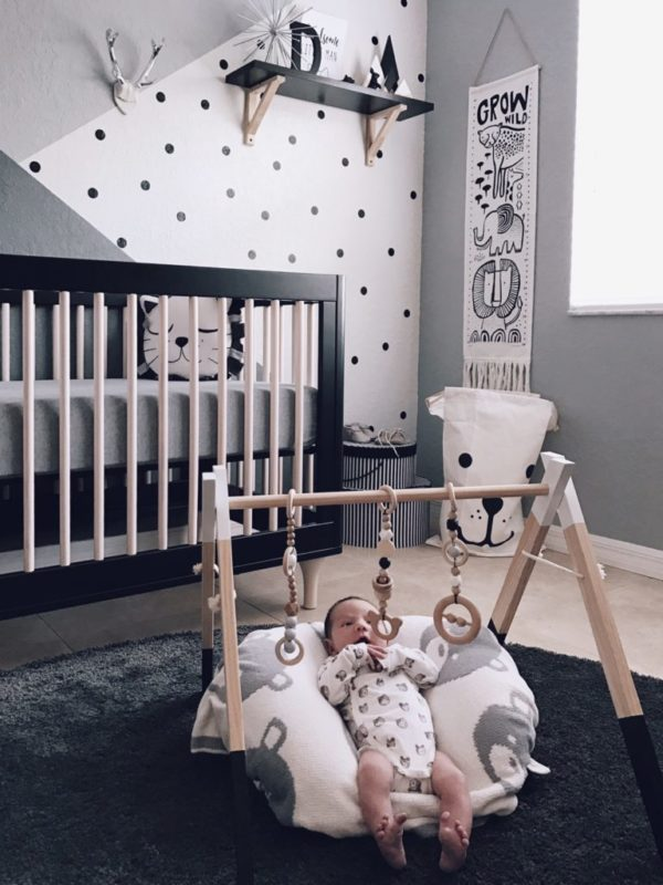baby boy nursery ideas zoo