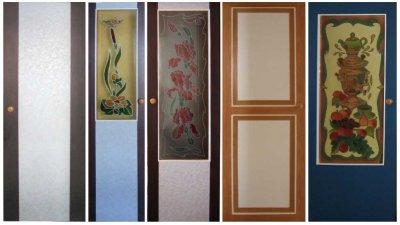 Установка межкомнатных деревянных дверей