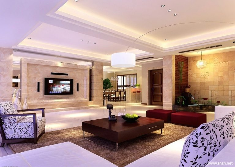 Contemporary living room designs 2016/2017