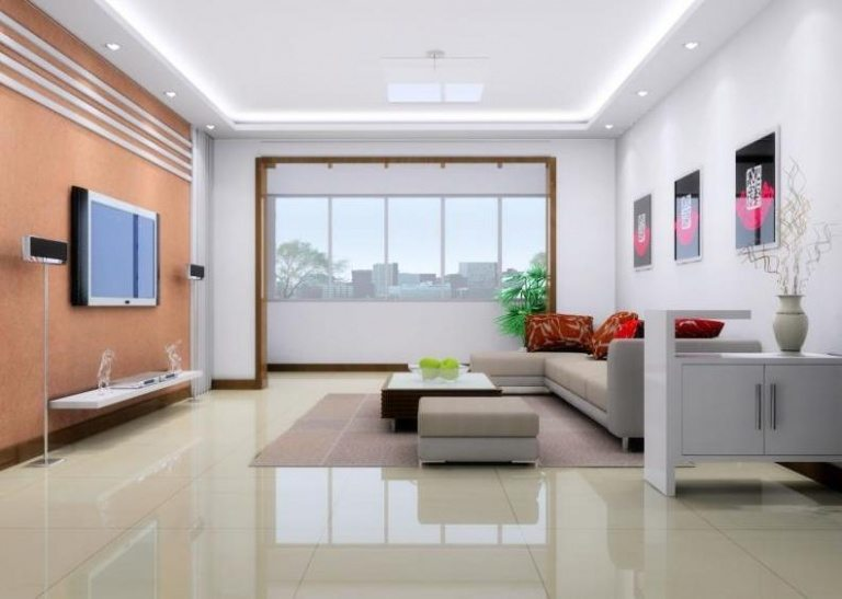 Master living room designs