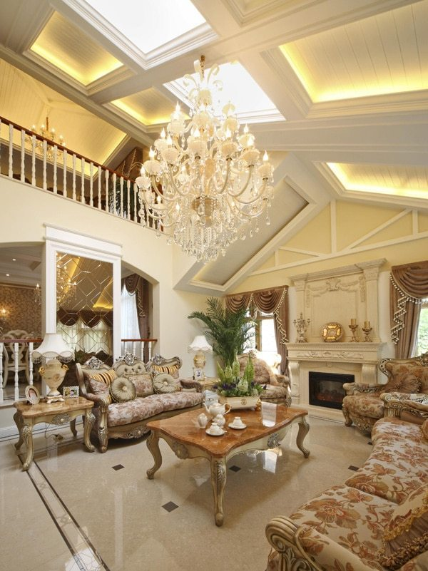 Master living room design ideas