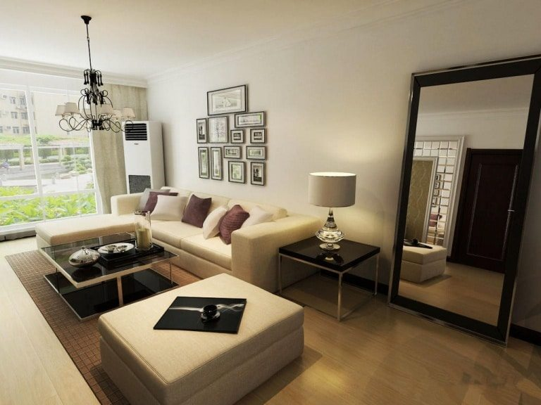 simple living room designs